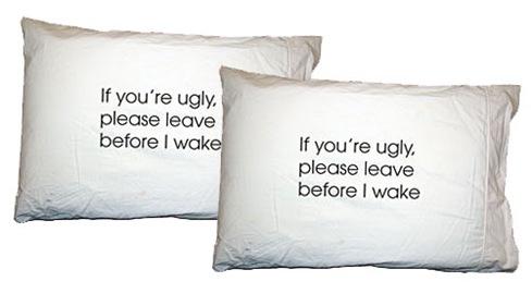 travesseiro feia