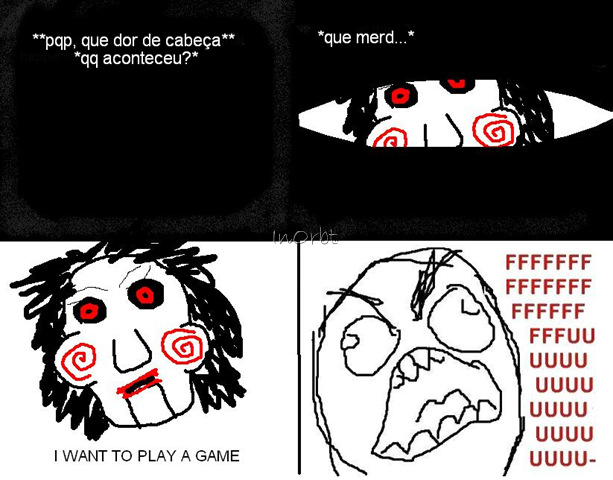 Saw I Want To Play A Game Quotes: Sessão Fuuu... 5
