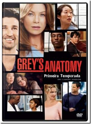 grey's anatomy 1 temporada
