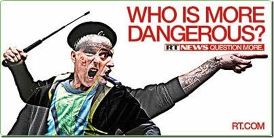 Quem é mais perigoso, policial britanico ou hooligan