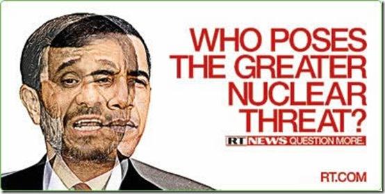 quem representa a maior ameaça nuclear