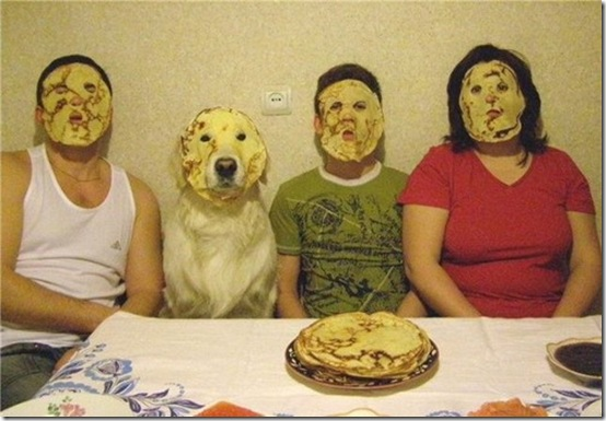 familia cara de panqueca