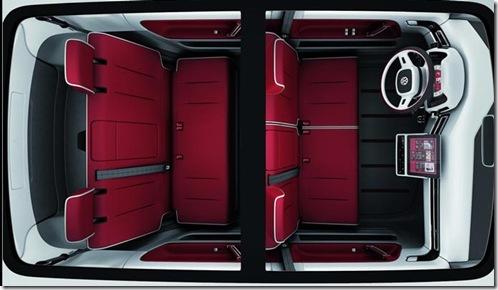 volkswagen bulli concept 2011 interior