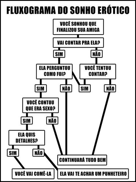 fluxograma do sonho erotico_