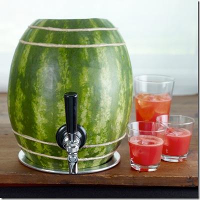 Watermelon-Keg